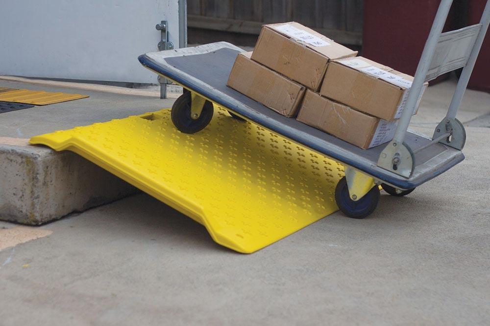 Portable Trolley Ramp PTR2