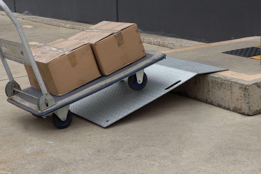 Trolley Ramp Medium Duty