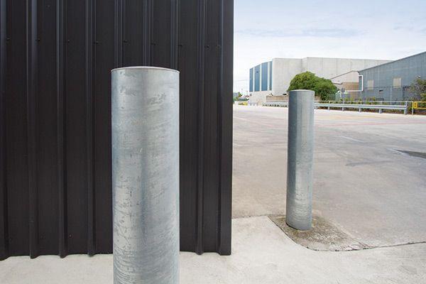 Industrial Bollards Heavy Duty Bollards Round Bollards