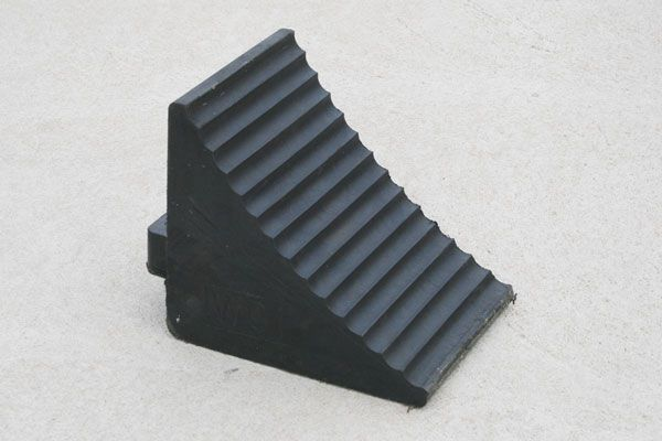 Plastic Wheel Chock
