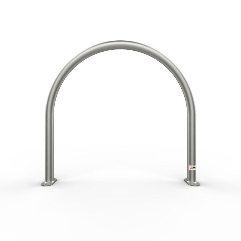 Bike Rail – Style 3 316 Stainless Steel