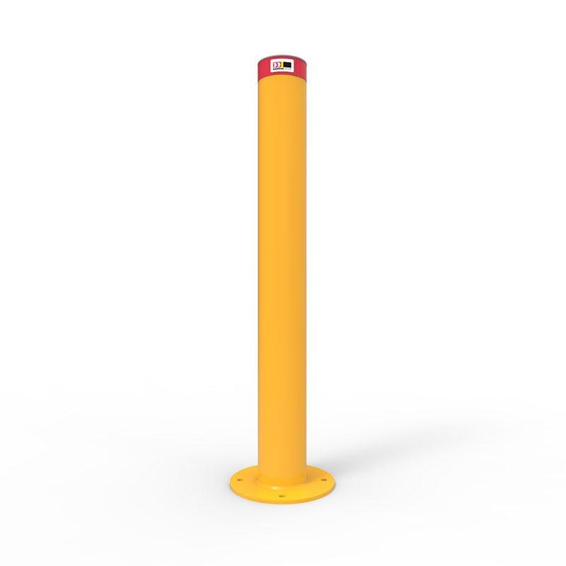 Round Bollards Heavy Duty Steel