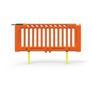 Load-Safe-Q Portable Truck Barrier