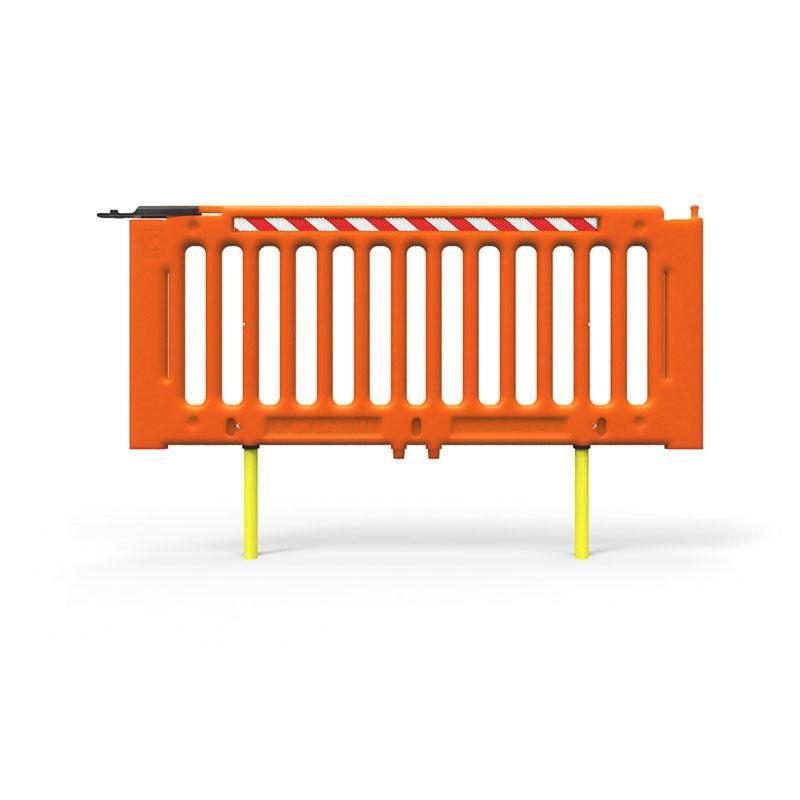 Load-Safe-Q Portable Truck Barrier