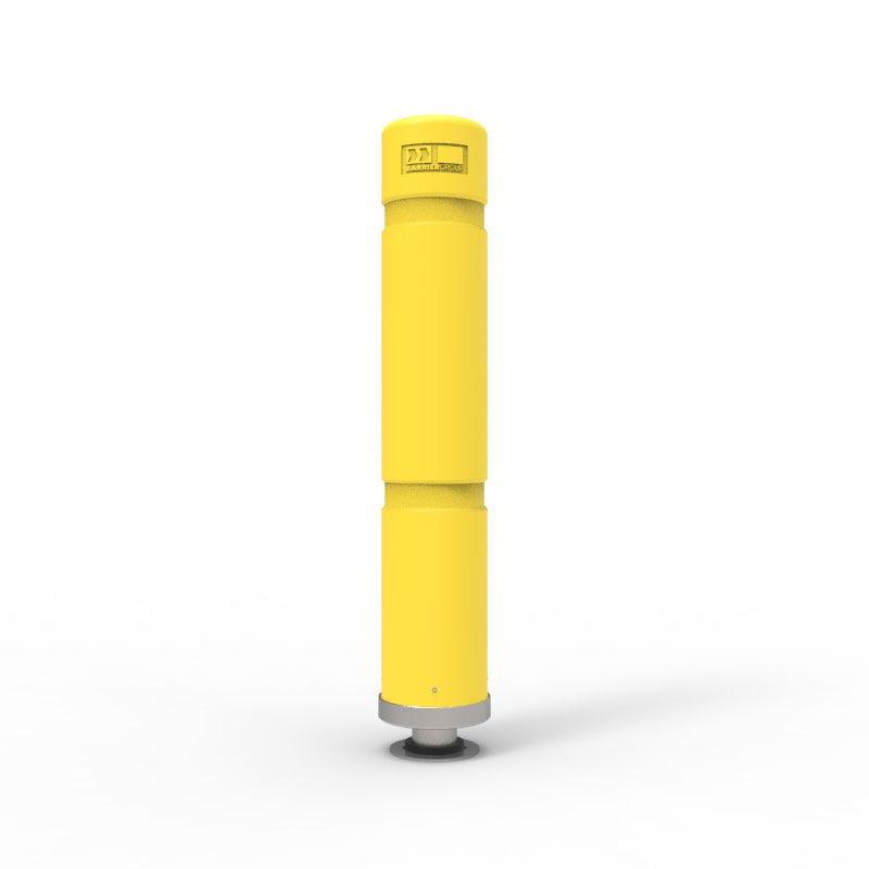 Magna-Post Magnetic Flexible Bollard