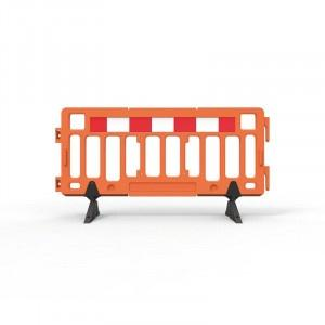 Plastic Fence Crowd Control Barrier