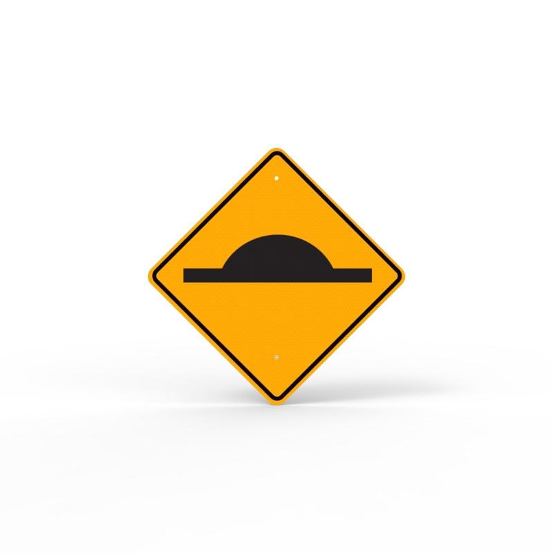 Speed Hump Sign Kits