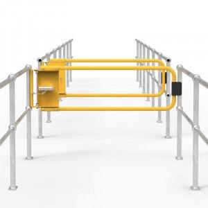 Ball-Fence Hand Rail