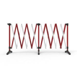 Port-a-guard Standard 6 Metre Expandable Barrier Kit