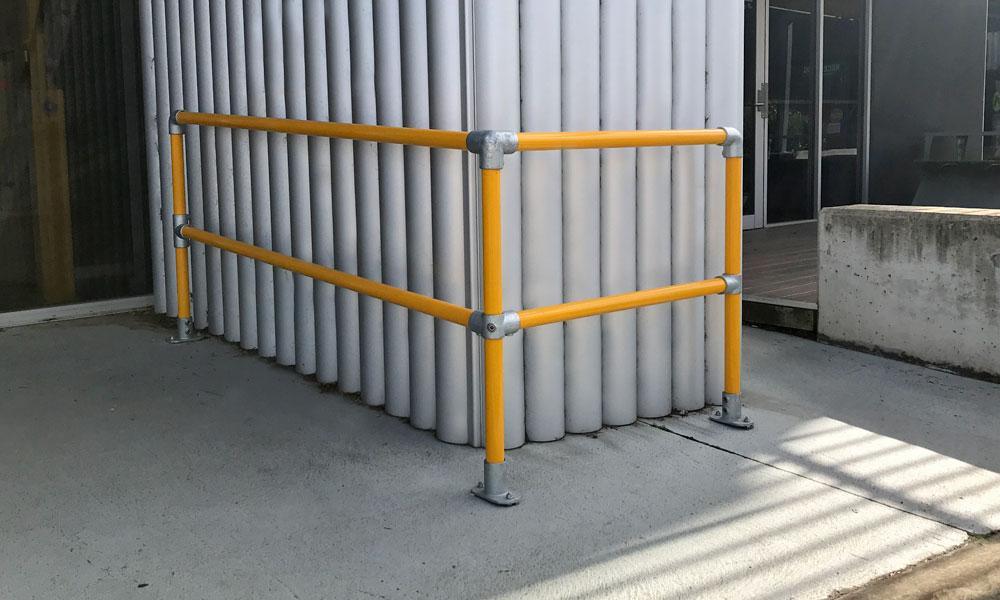 NoWeld Modular Handrail