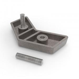 Skateboard Stops – Cast Aluminium