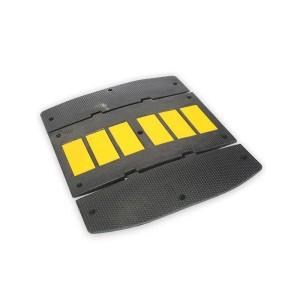Rubber Traffic Calming Hump Heavy Duty